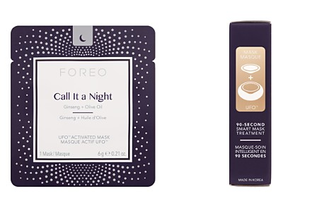 FOREO Call It a Night UFO Activated Masks, Set of 7 - Bloomingdale's_2