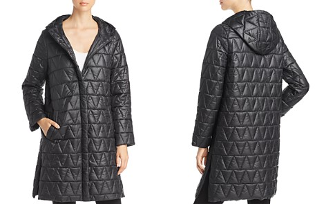Eileen Fisher Quilted Puffer Coat - Bloomingdale's_2