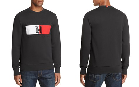 Tommy Hilfiger x Lewis Hamilton Embroidered-Logo Sweatshirt - Bloomingdale's_2