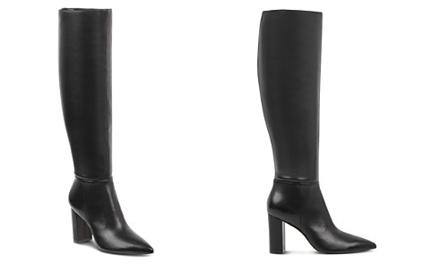 Marc Fisher LTD. Women's Lulana Leather Boots - Bloomingdale's_2