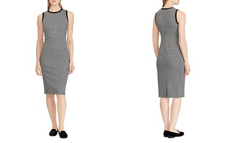 Lauren Ralph Lauren Houndstooth Sheath Dress - Bloomingdale's_2