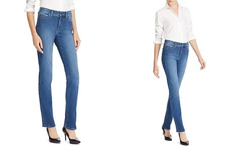 Ralph Lauren Premier Straight-Leg Jeans in Harbor Wash - Bloomingdale's_2