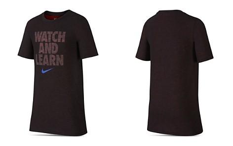 Nike Boys' Watch and Learn Tee - Big Kid - Bloomingdale's_2