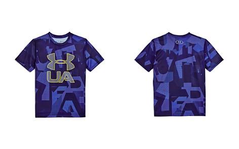 Under Armour Boys' Printed Logo Tee - Big Kid - Bloomingdale's_2