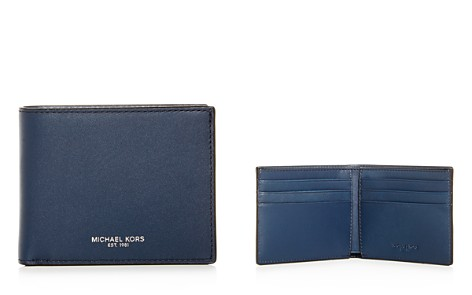 Michael Kors Henry Slim Leather Bi-Fold Wallet - Bloomingdale's_2