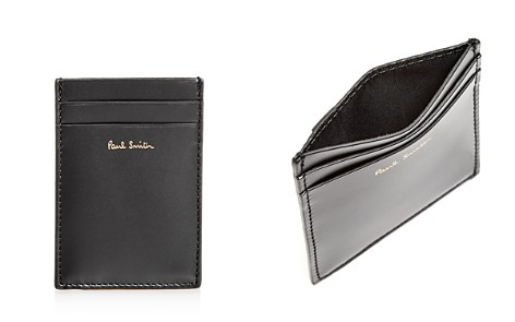 Paul Smith Two-Tone Leather Card Case - Bloomingdale's_2
