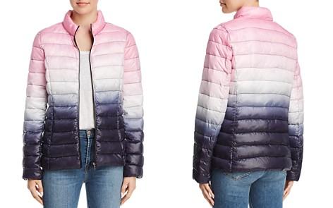 AQUA Packable Ombré Puffer Coat - 100% Exclusive - Bloomingdale's_2