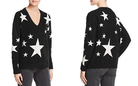 Minnie Rose Star Boyfriend Cashmere Sweater - Bloomingdale's_2