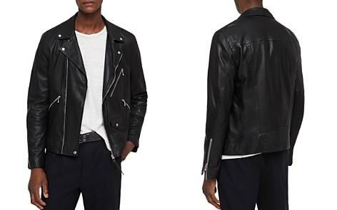ALLSAINTS Holt Leather Biker Jacket - Bloomingdale's_2