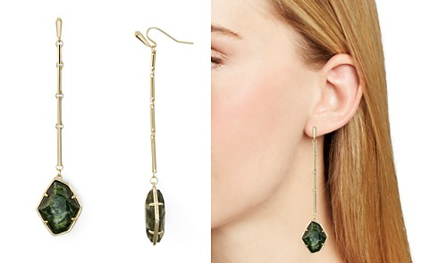 Kendra Scott Charmian Geometric Linear Drop Earrings - 100% Exclusive - Bloomingdale's_2