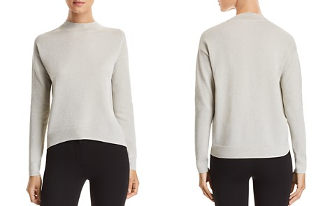 BOSS Funday Mock-Neck Glitter Sweater - Bloomingdale's_2
