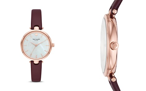 kate spade new york Holland Mother-of-Pearl Watch, 34mm - Bloomingdale's_2