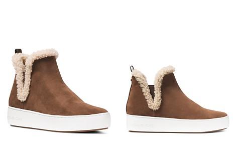 MICHAEL Michael Kors Women's Ashlyn Suede High Top Sneakers - Bloomingdale's_2