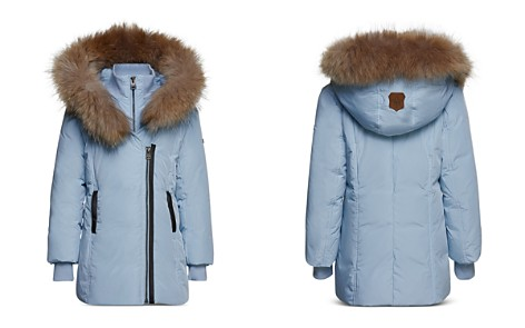 Mackage Girls' Leelee Fur-Trimmed Classic Down Coat - Big Kid - Bloomingdale's_2