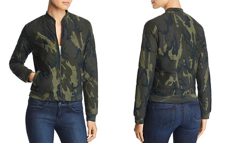 Majestic Filatures Camo Quilted Bomber Jacket - Bloomingdale's_2