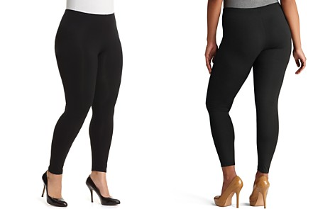 Eileen Fisher Plus System Jersey Ankle Leggings - Bloomingdale's_2