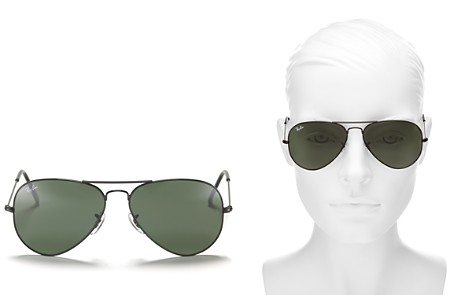 Ray-Ban Classic Aviator Sunglasses, 58mm - Bloomingdale's_2