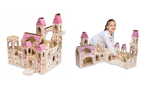 Melissa & Doug Folding Princess Castle - Ages 3+ - Bloomingdale's_2