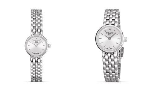 Tissot Lovely Silver Quartz Dress Watch, 19mm - Bloomingdale's_2