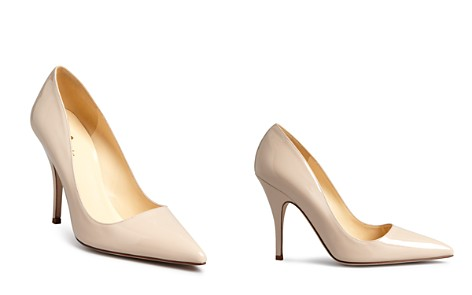 kate spade new york Licorice Patent High Heel Pointed Toe Pumps - Bloomingdale's_2