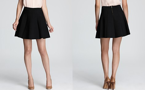 Parker Skirt - Zoey Pleated - Bloomingdale's_2