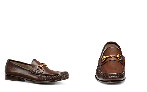 Gucci Leather Horsebit Loafers - Bloomingdale's_2