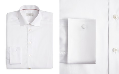 Eton of Sweden Solid Dress Shirt - Slim Fit - Bloomingdale's_2