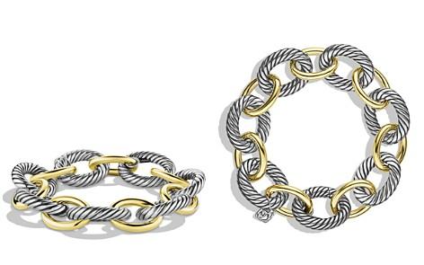 David Yurman Oval Extra Large Link Bracelet - Bloomingdale's_2