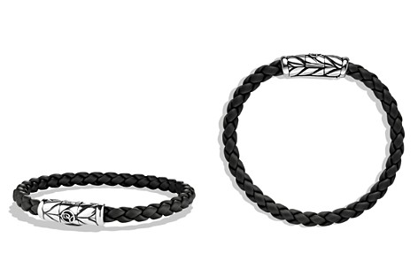 David Yurman Chevron Bracelet in Black - Bloomingdale's_2