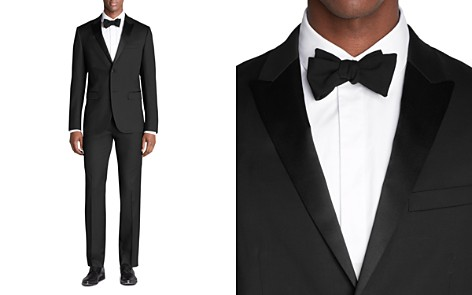 Theory Wellar PE Tux Jacket & Marlo P Tux Trousers - Bloomingdale's_2