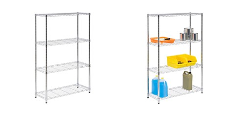 Honey Can Do 4-Tier Shelving Unit - Bloomingdale's Registry_2