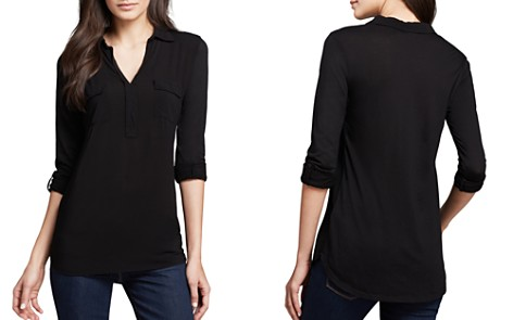 Splendid Shirt - Pocket Henley - Bloomingdale's_2