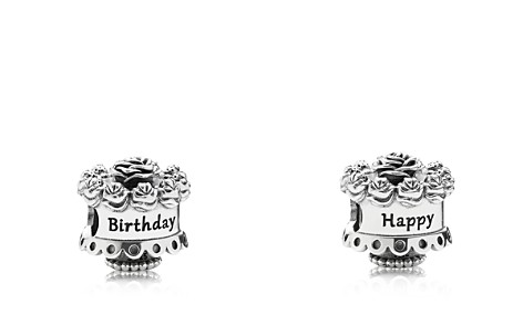 PANDORA Moments Collection Sterling Silver Happy Birthday Charm - Bloomingdale's_2