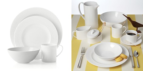 kate spade new york Wickford 4 Piece Place Setting - Bloomingdale's_2