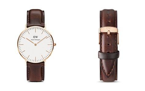 Daniel Wellington Classic Bristol Watch, 36mm - Bloomingdale's_2