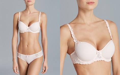 Simone Pérèle Andora 3D Molded Demi Bra & Bikini - Bloomingdale's_2