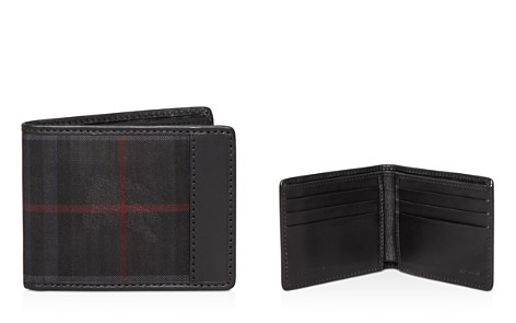 Burberry Horseferry Check Hipfold Wallet - Bloomingdale's_2