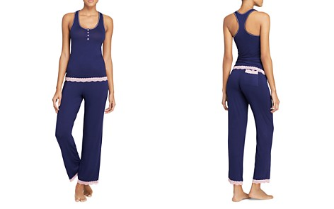 Honeydew Babycakes Racerback Long Pajama Set - Bloomingdale's_2