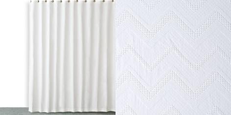 Hudson Park Textured Wave Shower Curtain - 100% Exclusive - Bloomingdale's Registry_2