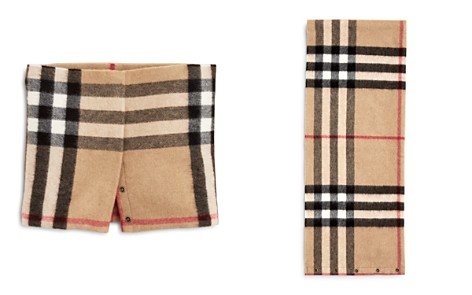 Burberry Unisex Exploded Check Snood - Big Kid - Bloomingdale's_2