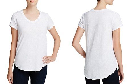 Wilt Shrunken V-Neck Tee - Bloomingdale's_2