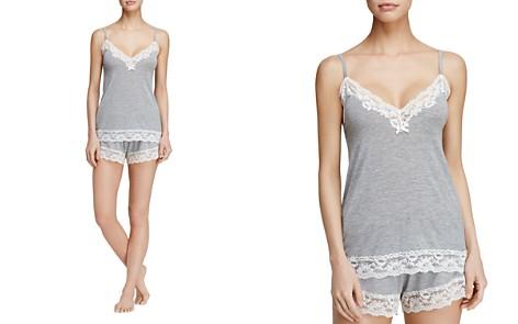 Flora Nikrooz Snuggle Knit Cami & Shorts - Bloomingdale's_2