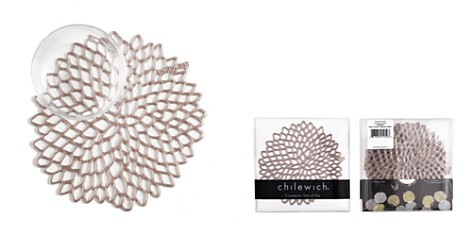Chilewich Dahlia Coasters, Set of 6 - Bloomingdale's_2