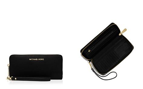 MICHAEL Michael Kors Jet Set Travel Continental Wallet - Bloomingdale's_2