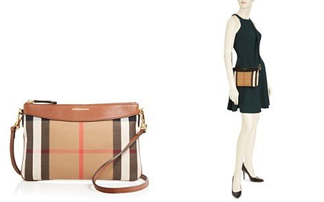 Burberry Housecheck Derby Peyton Crossbody - Bloomingdale's_2