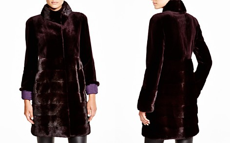 Maximilian Sheared Kopenhagen Mink Coat - 100% Exclusive - Bloomingdale's_2