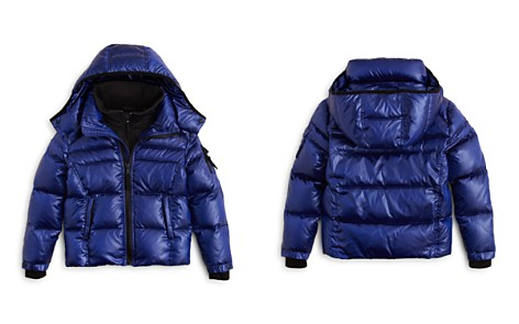 SAM. Boys' Racer Puffer Jacket - Big Kid - Bloomingdale's_2