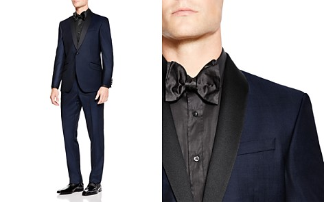 Ted Baker Slim Fit Formal Shawl Jacket & Trousers - Bloomingdale's_2