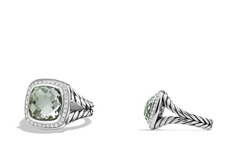 David Yurman Albion Ring with Prasiolite and Diamonds - Bloomingdale's_2