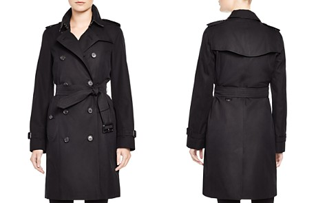Burberry Kensington Long Trench Coat - Bloomingdale's_2